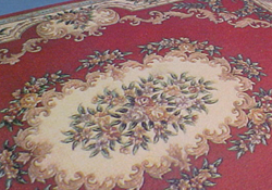 Mc Bay Miniatures Cinnamon Rose Carpet