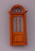 "Majestic Mansions 1"" Scale Miniature Cambridge Exterior Door"
