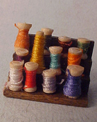 "1"" Scale Step Thread Holder"
