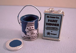 "1"" Scale Sir Thomas Thumb House Paint Set"