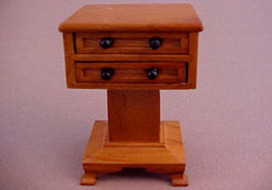 "1"" Scale Lincoln Side Table"