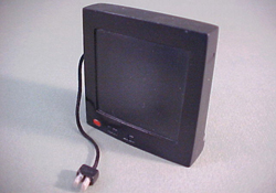 "1"" Scale Portable TV"