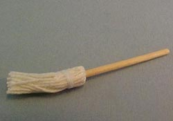"1/2"" Scale Miniature Mop"