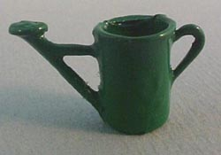 "Island Crafts 1/2"" Scale Miniature Watering Can"