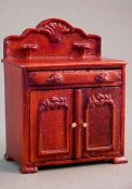 "1/2"" Scale Belmont Washstand by Bespaq"