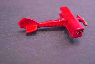 "2914 1"" scale toy bi plane"