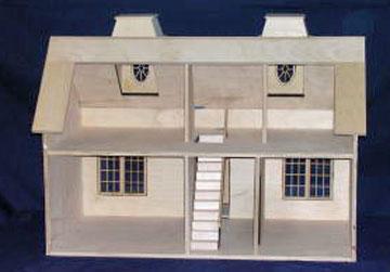 "817 1"" scale alessio miniature assembled country estate"