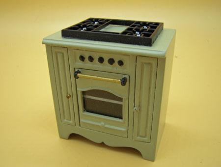 Bespaq Miss Paula's Three Piece Kitchen Set 1:12 Scale