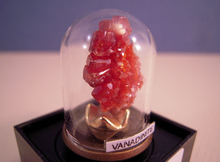 Artistic Florals Vanadinite Crystal Stone 1:12 scale