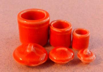 "a324 1"" rose canister set"