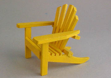 cah-162y yellow adirondack chair