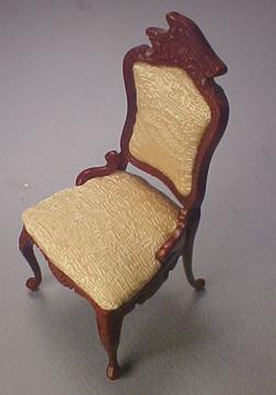 Bespaq Carved Vanity Chair