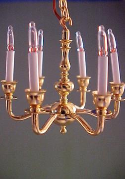 """1350-130 1/2"""" chandelier"""