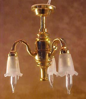 """ck2303 1/2"""" chandelier"""