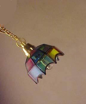 "ck 2400 1/2"" tiffany hanging lamp"