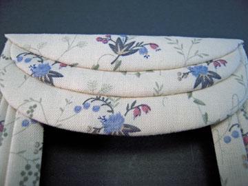 """d37 1"""" mc bay cream floral drapes"""