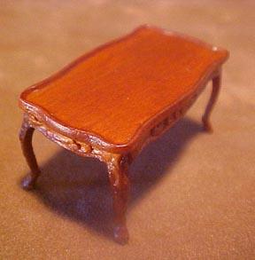 "s2263nwn 1/2"" walnut coffee table"
