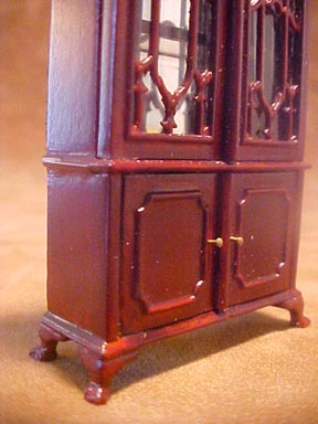 """s4280mh 1/2"""" china cabinet"""