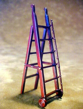 """s3203mh 1/2"""" library ladder"""