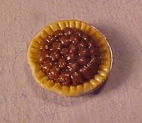 """mcm011 1/2"""" pecan pie"""