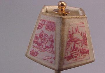 "l202hr 1/2"" candlestick base lamp"
