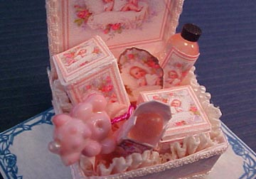 "lk830 1"" baby bath box"
