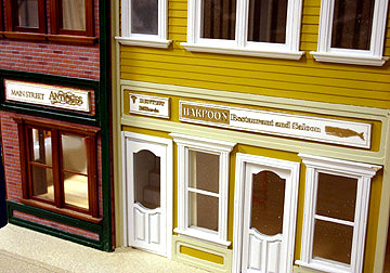 "7002 closeup 1"" scale main street shoppe"