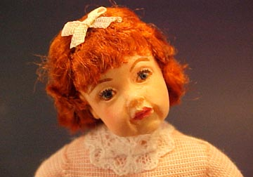 """mb1020 1"""" Melissa Doll A"""