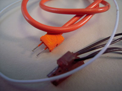 """midi100 1"""" scale miniature extension cords"""