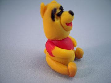 """mmf02 1"""" scale winnie the pooh"""