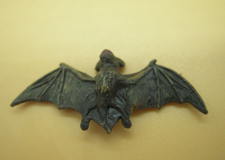 Halloween Six Piece Bat Set 1:12 scale