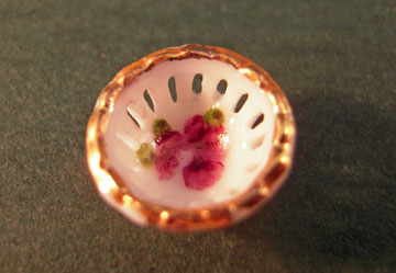 """ng112 1/2"""" ni glo rose bowl"""
