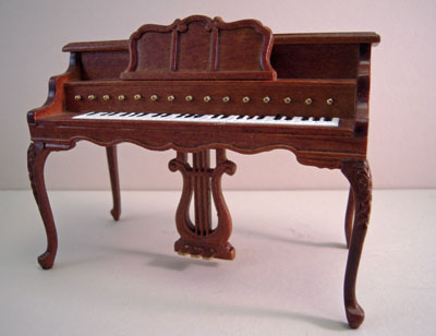 """1"""" scale Platinum Collection Chopin Piano Set"""
