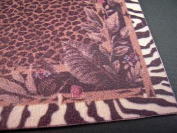 "r376 1"" mcbay jungle print carpet"