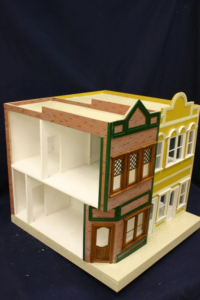 Main Street Shop 1:12 Scale
