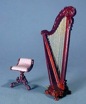 "s1488mh 1/2"" harp set"