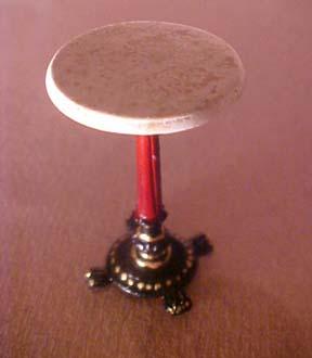 "s1496tmh 1/2"" tall table"