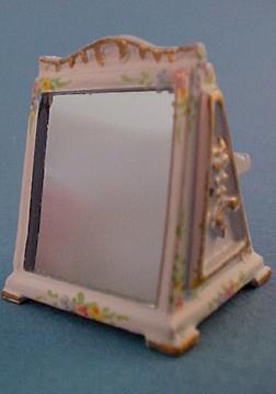 "s1907bwt 1/2"" shoe mirror"
