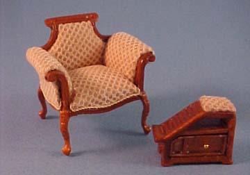 "s1911fdbnwn 1/2"" shoe dept chair"