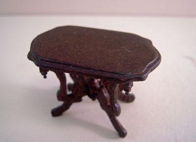 BESPAQ MINIATURE BOMBAY CHEST mahogany finish  1835MH