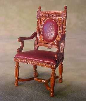 "s3201nwn 1/2"" scale bespaq gallery chair"