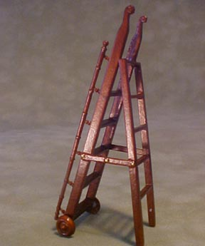 "s3203nwnset 1/2"" scale bespaq gallery library ladder"
