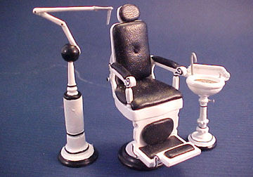 "s3319gpbset 1/2"" scale bespaq dentist's set of four"