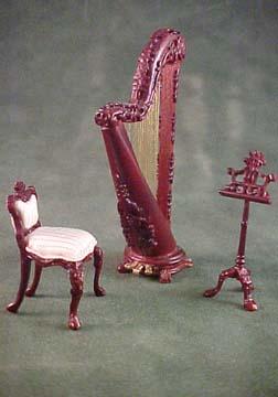 "s3555mhset 1/2"" harp set"