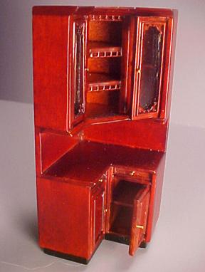 "s3804mh 1/2"" corner cabinet"