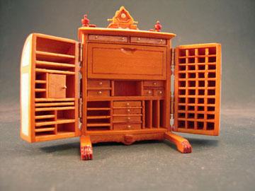 "s6020buset 1/2"" cabinet bespaq desk"