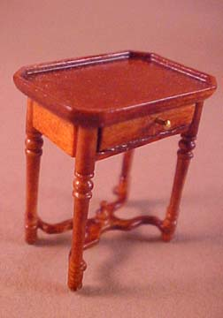 "s6202etnwn 1/2"" end table"