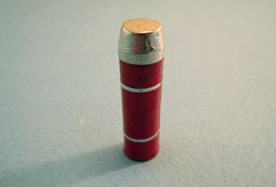 "1"" scale Sir Thomas Thumb red thermos"