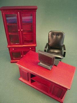 """t3619 1"""" 4 Piece Desk Set"""
