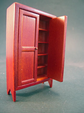 "t6904 1/2"" scale jefferson cupboard"
